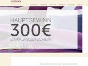Cotonea Gewinnspiel Einkaufsgutscheine gewinnen