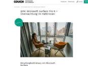 Couch Magazin Gewinnspiel Hamburg Reise und Notebook gewinnen
