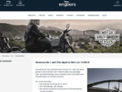 Harley Davidson Gewinnspiel Engbers 2019