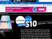 Inside Handy Gewinnspiel Samsung Galaxy S10 Smartphone