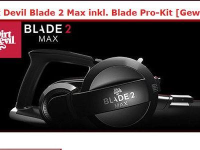Kino News Gewinnspiele Dirt Devil Blade Pro-Kit