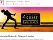 London Reise Gewinnspiel Kaufland Bohemian Rhapsody