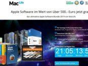 MacLife Magazin Gewinnspiel AirPods und gratis Software