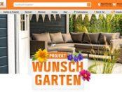 OBI Wunschgarten Gewinnspiel 25.000 Euro