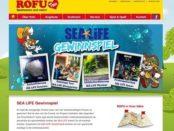 ROFU Gewinnspiele Sea Life Backstagetouren
