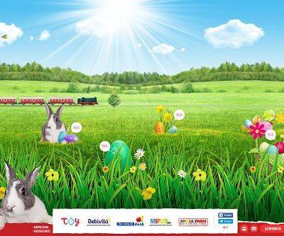 Simbatoys Osterkalender Gewinnspiel 2019