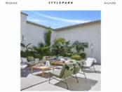 Stylepark Gewinnspiel Backpack-Loungechair von Ligne Roset