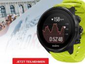 Suunto Gewinnspiel 499 Euro Smartwatch gewinnen