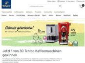 Tchibo Gewinnspiel 30 Tchibo Kaffeemaschinen