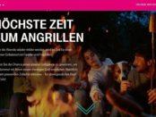 Telekom Angrillen Gewinnspiel Beefer oder Big Green Egg MiniMax