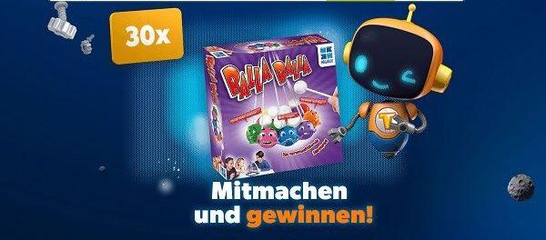 Toggo Super Toy Club Gewinnspiel 30 Familienspiele