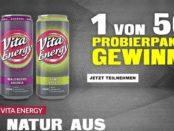 Vita Energy Drink Gewinnspiel 500 Probierpakete