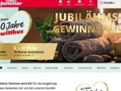 Wellness-Wochenende Gewinnspiel Withus Hammer Jubiläum