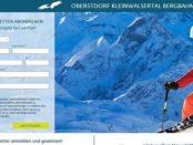 Wintersport Gewinnspiel Oberstdorf Kleinwalsertal Skiurlaub