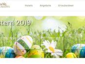 Ahorn Hotels Osterkalender-Gewinnspiel 2019