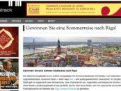 Bachtrack Riga Reise Gewinnspiel 2019
