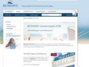 Biomaris Reise-Gewinnspiel Norderney Wohlfühltage