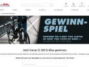 E-Bike Gewinnspiel Fahrrad XXL Carver E.360 Verlosung