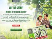 E-Bike Gewinnspiel Freiberger Brauerei