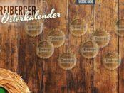 Freiberger Brauhaus Osterkalender Gewinnspiel 2019