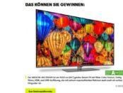 GQ Magazin Gewinnspiele 65 Zoll Medion Fernseher