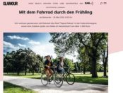 Glamour Gewinnspiele Diamant Fahrrad und Outdoorjacke
