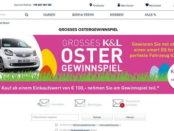 K&L Ruppert Oster-Gewinnspiel Auto gewinnen