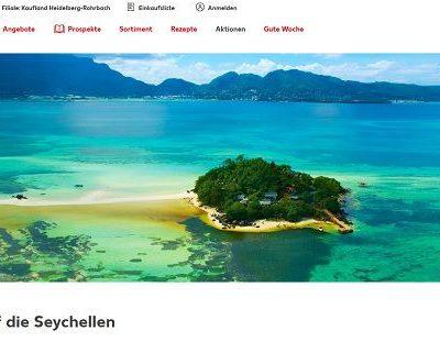 Kaufland Gewinnspiele Seychellen Reise 2 Personen gewinnen