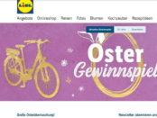 Lidl Oster-Gewinnspiel 2019 Osterüberraschungen gewinnen