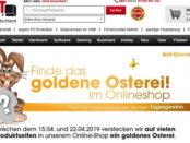 Oster-Gewinnspiel Arlt-Computer Goldenes Osterei Suche 2019