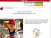 Oster-Gewinnspiel Sonnenpark Familotel