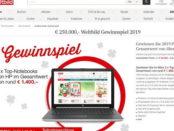 Oster-Gewinnspiele 2019 Weltbild Notebooks und Geld gewinnen