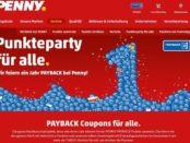 Penny Gewinnspiel Payback Punkteparty Einkaufsgutscheine gewinnen