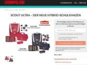 Scout Schulranzen Gewinnspiel Cosmolitan
