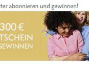 Street One Gewinnspiel 300 Euro Gutscheine gewinnen