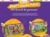 Toggo Lego Friends Gewinnspiel 14 Lego-Sets