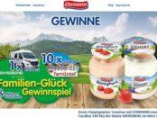 Wohnmobil Gewinnspiel Ehrmann Joghurt Weinsberg CaraBus 540MQ