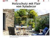 Xyladecor und Bild.de Gewinnspiel Gartenmöbel Gutscheine