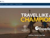 expedia Reise Gewinnspiel Madrid UEFA Champions League Finale
