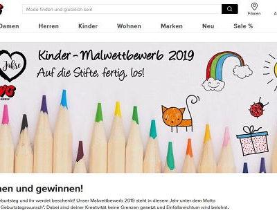 AGW Gewinnspiel Kinder Malwettbewerb 2019