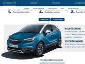 Auto-Gewinnspiel Landskrone Opel Crossland X