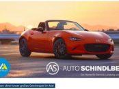 Auto Gewinnspiel TVAktuell Mazda MX-5 30th Anniversary