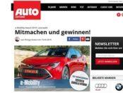 Auto-Gewinnspiel Toyota Corolla Hybrid gewinnen