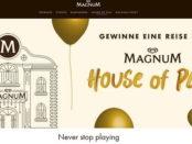 Berlin Reisen Gewinnspiel Magnum Eis