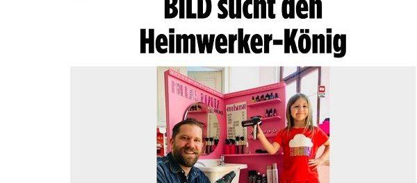 Bild Heimwerker-König Gewinnspiel 1.000 Euro Bargeld