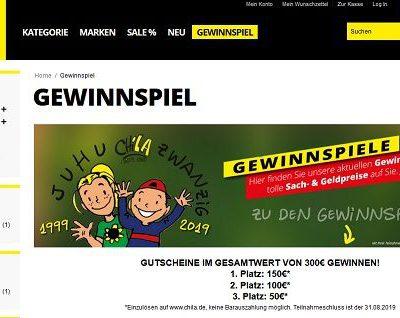 Childsland Gewinnspiel Gutscheine für Kinderspielzeuge
