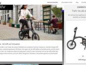 E-Bike Gewinnspiel Bike Exchange faltbares E-Bike gewinnen