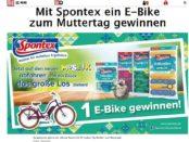 E-Bike Gewinnspiel Spontex und Bild.de