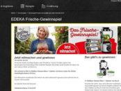 EDEKA Gewinnspiel VitaMaxx Vakuum-Mixer Zubehör von Bosch