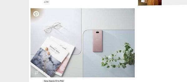Gala Gewinnspiel Sony Xperia 10 Smartphone